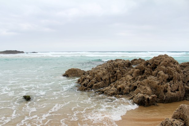 Atlantic ocean; Galicia, Spain.